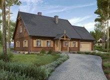 Projekt domu JAŁOWIEC