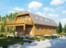 Projekt domu REBUCJA