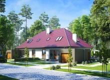 Projekt domu JASTRUN