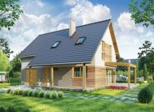 Projekt domu RUTWICA