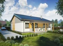 Projekt domu NOSTRZYK