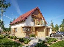 Projekt domu DAWIDIA