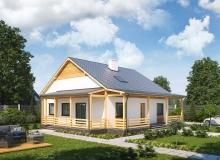 Projekt domu AZALINEK