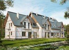 Projekt Budynek mieszkalno - pensjonatowy