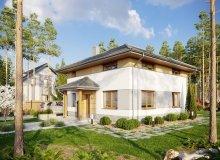 Projekt domu WRZOSOWNIK
