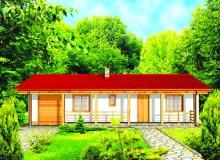 Projekt domu JODŁOWNIK