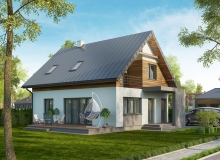 Projekt domu VILIANO