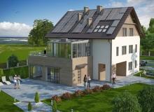 Projekt domu NARAMA