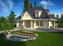 Projekt domu LIPNICA
