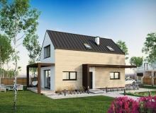 Projekt domu INOVIA