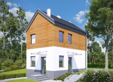 Projekt domu EGARA