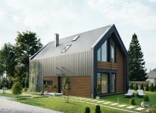 Projekt domu DERTONA