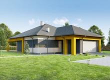 Projekt domu ELGI