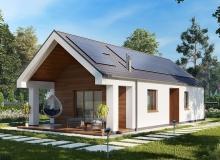 Projekt domu MISENO
