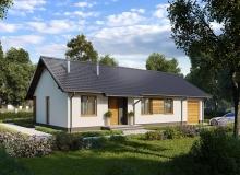 Projekt domu CELOZJA G