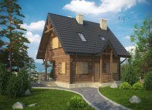 Projekt domu JAWORZYNKA