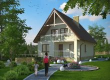 Projekt domu ŻEFIESTÓW
