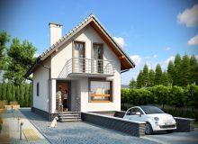 Projekt domu ŁOWICZ