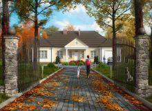 Projekt domu NAŁĘCZÓW