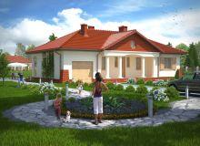 Projekt domu LUDWINÓW