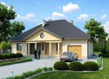 Projekt domu MOGILANY