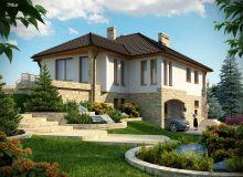 Projekt domu MUROWANIEC B
