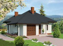 Projekt domu CADINI