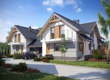 Projekt domu SIDZINA