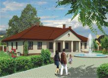 Projekt domu EŁK