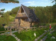 Projekt domu LUBIEŃ