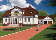 Projekt domu STRUMIEŃ
