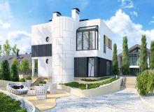 Projekt domu DZIAŁOSZYN