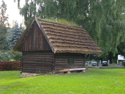 Skansen Wsi Pogórzańskiej, aut. KB Projekt