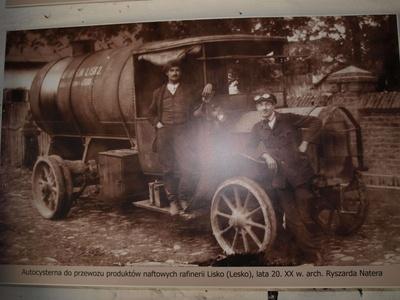 fot:Autocysterna do przewożenia produktów naftowych , źródło: KB Projekt